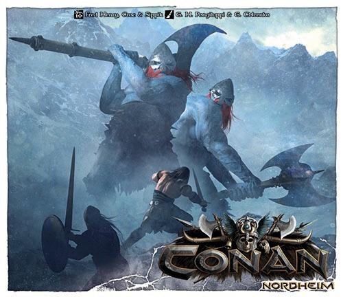 Conan: Nordheim - Expansion Set