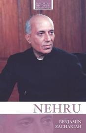 Nehru by Benjamin Zachariah image
