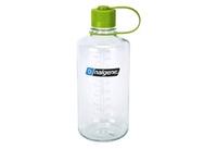 Nalgene 1L Narrow Mouth Tritan Bottle (Clear)