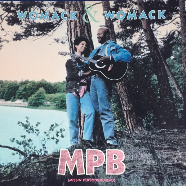 MPB: Missin' Persons Bureau by Womack & Womack