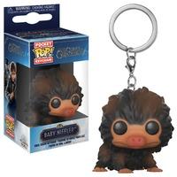 Fantastic Beasts 2 - Baby Niffler (Brown) Pocket Pop! Keychain