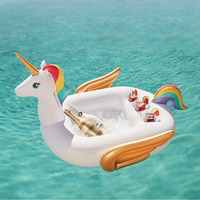 Sunnylife: Inflatable Pool Bar - Unicorn