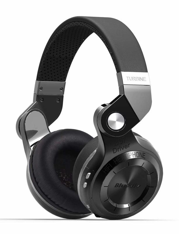 c155430ccad Bluedio T2 Plus Turbine Wireless Bluetooth Headphones | at Mighty Ape NZ