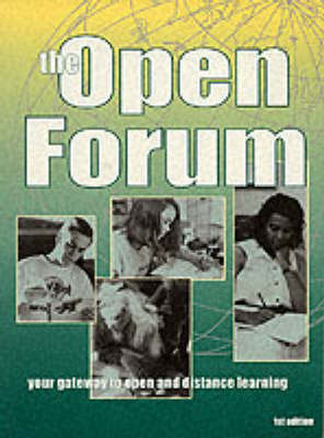 The Open Forum by Edward More O'Ferrall image