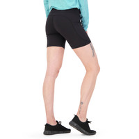 Canterbury: Womens Vapodri Booty Short - Jet Black (Size 14)