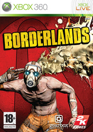 Borderlands for Xbox 360 image