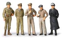 Tamiya WWII Famous General Set 1:48 Kitset Model image