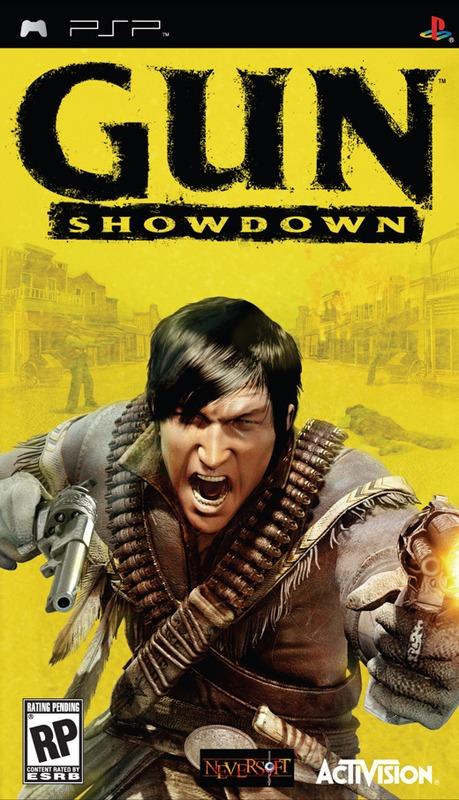 Gun Showdown for PSP