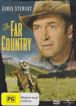 The Far Country DVD