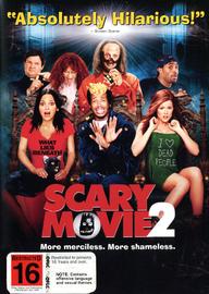 Scary Movie 2 on DVD image