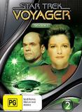 Star Trek: Voyager - Season 2 (New Packaging) DVD