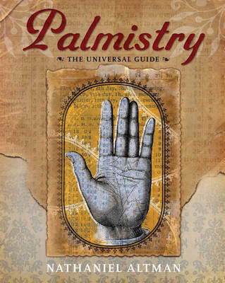 Palmistry: The Universal Guide by Nathaniel Altman image