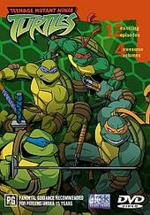 Teenage Mutant Ninja Turtles - Season 1 Box Set 1 (4 Discs) on DVD