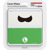 New Nintendo 3DS Cover Plates - No. 20 (Luigi Moustache) for Nintendo 3DS