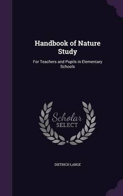 Handbook of Nature Study by Dietrich Lange image