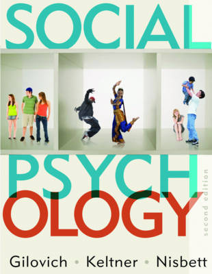 Social Psychology by Tom Gilovich