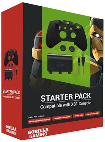 Gorilla Gaming Xbox One Starter Pack for Xbox One image