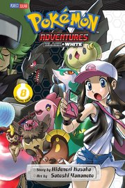 Pokemon Adventures: Black and White by Hidenori Kusaka