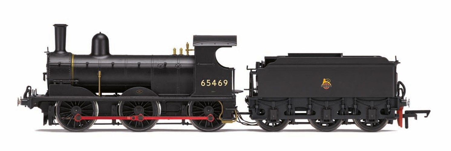 Hornby: Early BR 0-6-0 '65469' J15 Class image