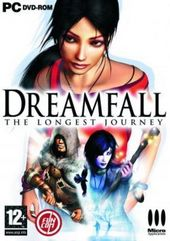 Dreamfall: The Longest Journey Game of the Year Edition (inc original Longest Journey) for PC Games