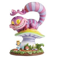 The World of Miss Mindy: Alice in Wonderland - Cheshire Cat Statue