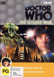 Doctor Who: The Leisure Hive on DVD image