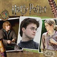 Harry Potter 2018 Square Wall Calendar