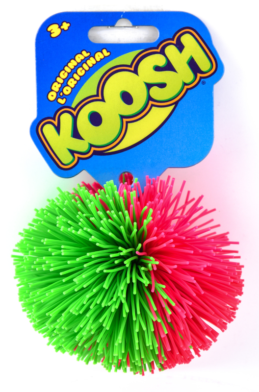 "Koosh Ball - 3"" Fidget Toy (Assorted Colours)"