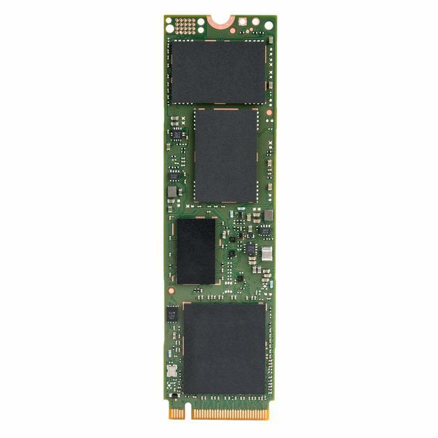 512GB Intel 600P QLC 3D NAND PCIe M.2 SSD