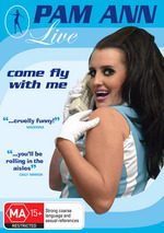 Pam Ann Live - Come Fly With Me on DVD