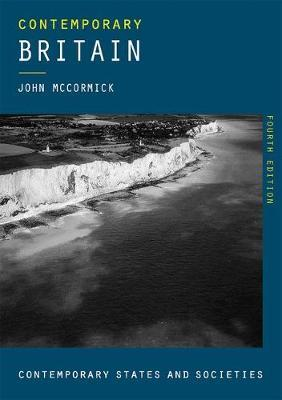 Contemporary Britain by John McCormick image