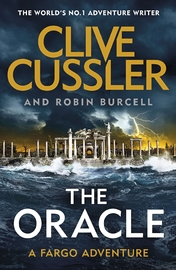 The Oracle by Clive Cussler image