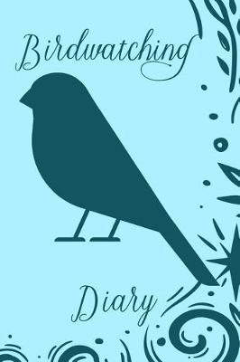 Birdwatching Diary by Josiane Hughes