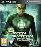 The Green Lantern: Rise of the Manhunters for PS3