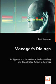 Manager's Dialogs by Doris Ohnesorge
