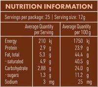 Locako: MCT Oil & Grass Fed Collagen Coffee Creamer - Raw Cacao (300g)