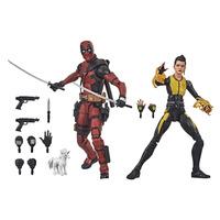 Marvel Legends: Deadpool and Negasonic Teenage Warhead