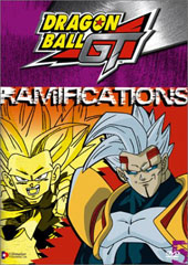 Dragon Ball GT -  Ramifications on DVD