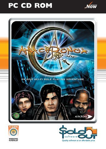 Anachronox for PC Games