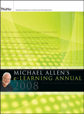 Michael Allen's 2008 e-Learning Annual