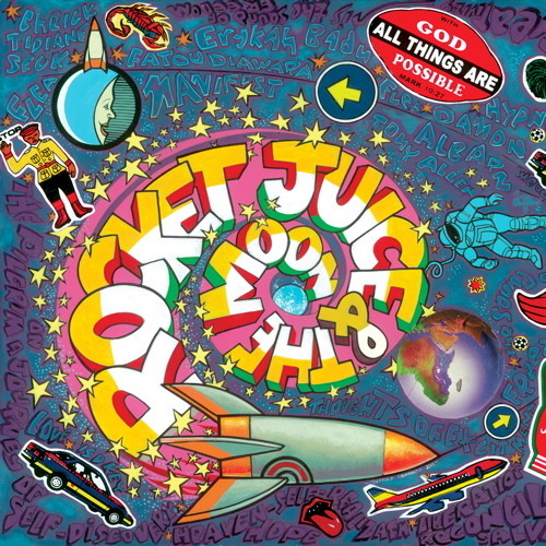 Rocket Juice and the Moon by Rocket Juice and the Moon