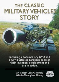 The Classic Military Vehicles Story (DVD + Book) on DVD