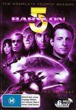 Babylon 5 - Season 4 (6 Disc Set) DVD