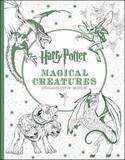 Harry Potter Magical Creatures Coloring Book by Scholastic Inc