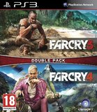 Far Cry 3 + Far Cry 4 for PS3