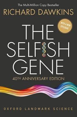 The Selfish Gene by Richard Dawkins