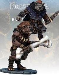 Frostgrave Gnoll Thief & Barbarian
