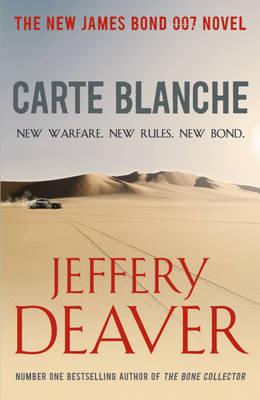 Carte Blanche by Jeffery Deaver image