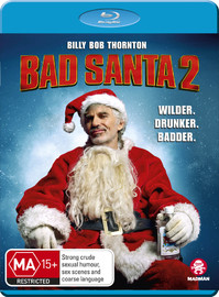 Bad Santa 2 on Blu-ray