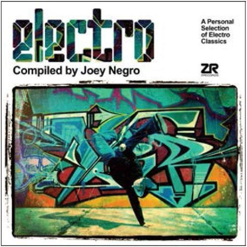 Electro - Compiled By Joey Negro (2CD) by Various